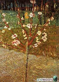 Almendro en Flor, Van Gogh (pintó varios)