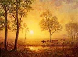 A_sol_ bierstadt