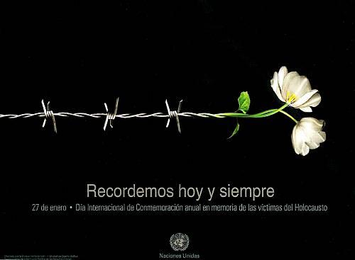 Holocausto-afiche