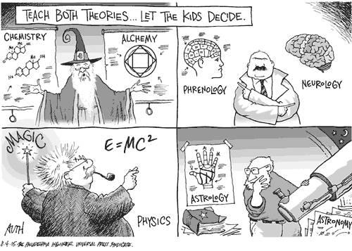 Ciencia-pseudo