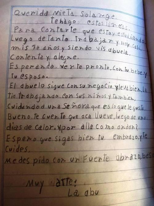 ღೋƸ̵̡Ӝ̵̨̄Ʒღ  LOS RECUERDOS DE LA ABUELA....  ღೋƸ̵̡Ӝ̵̨̄Ʒღೋ  Carta_2dabuela_2dalfabetizada