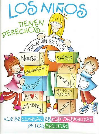 Responsabilidad de los adultos en los derechos de los niños y niñas