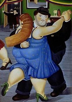 Tango-botero