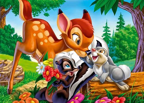 Amigos-bambi