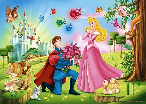 Amigos-princesa