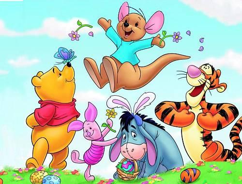 Pooh-amigos
