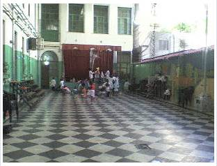 Patio-escuela