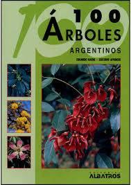 Portada libro 100 Arboles Argentinos