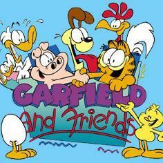 Garfieldysusamigos